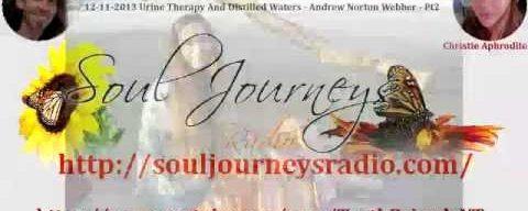 12-11-2013 Urine Therapy And Distilled Waters Andrew Norton Webber Pt 2