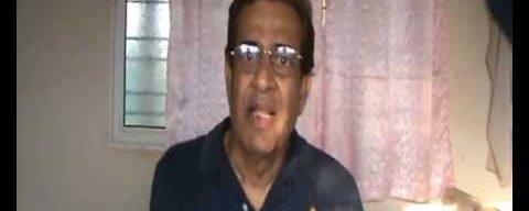 Anandkunj – Testimonials – Diabetes cured of Auto Urine Therapy – Marathi Famous  Actor  Bal Dhuri