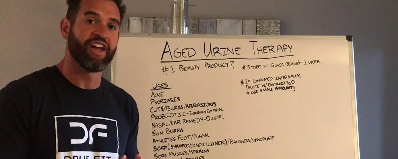 How to use Aged Urine Therapy